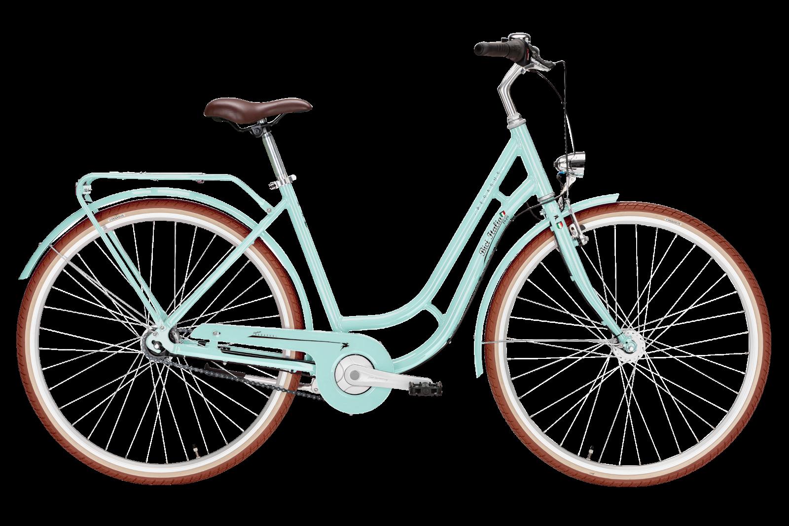 Pegasus Bici Italia 7-Gang light blue