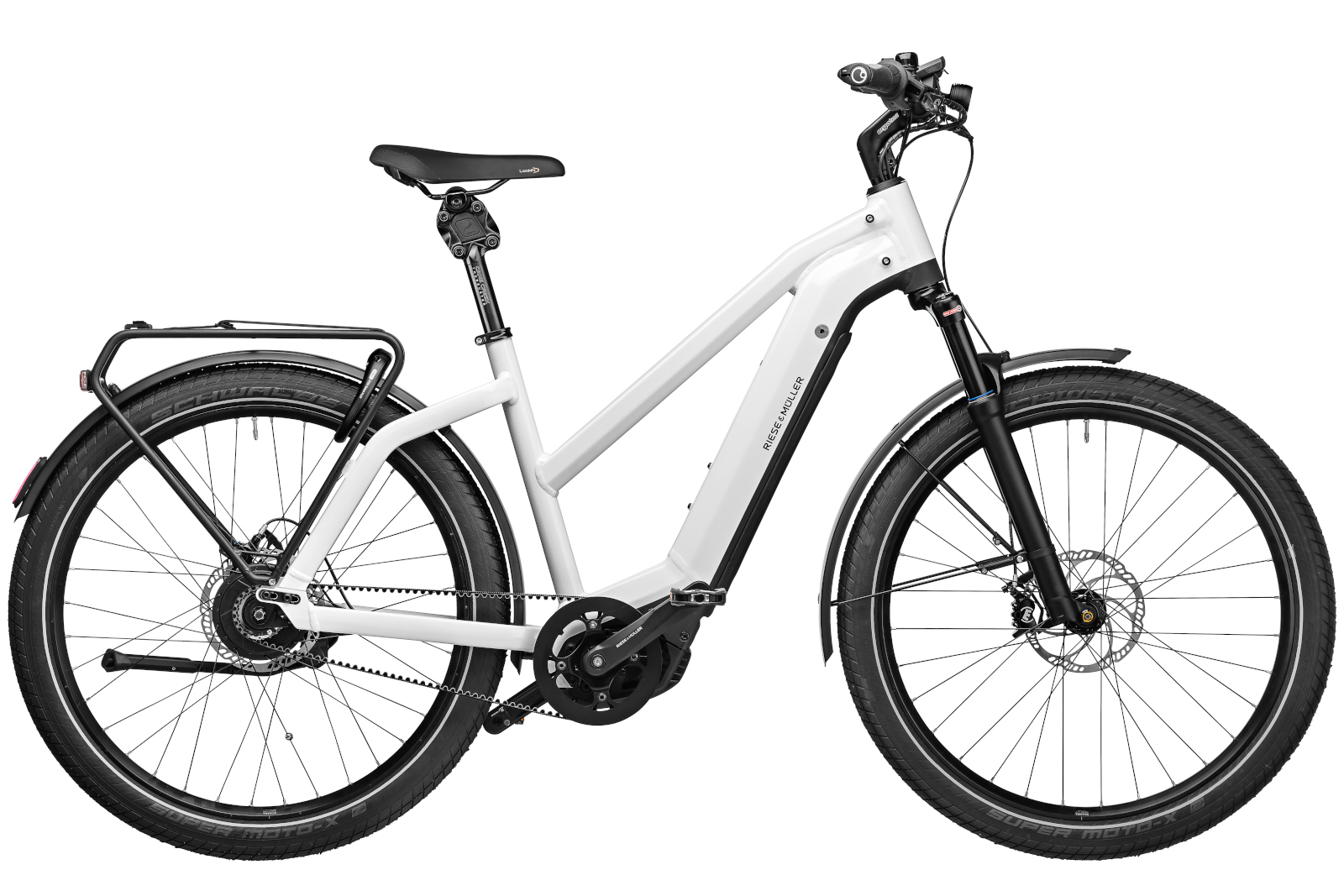 Riese & Müller Charger3 Mixte GT vario Konfiguration