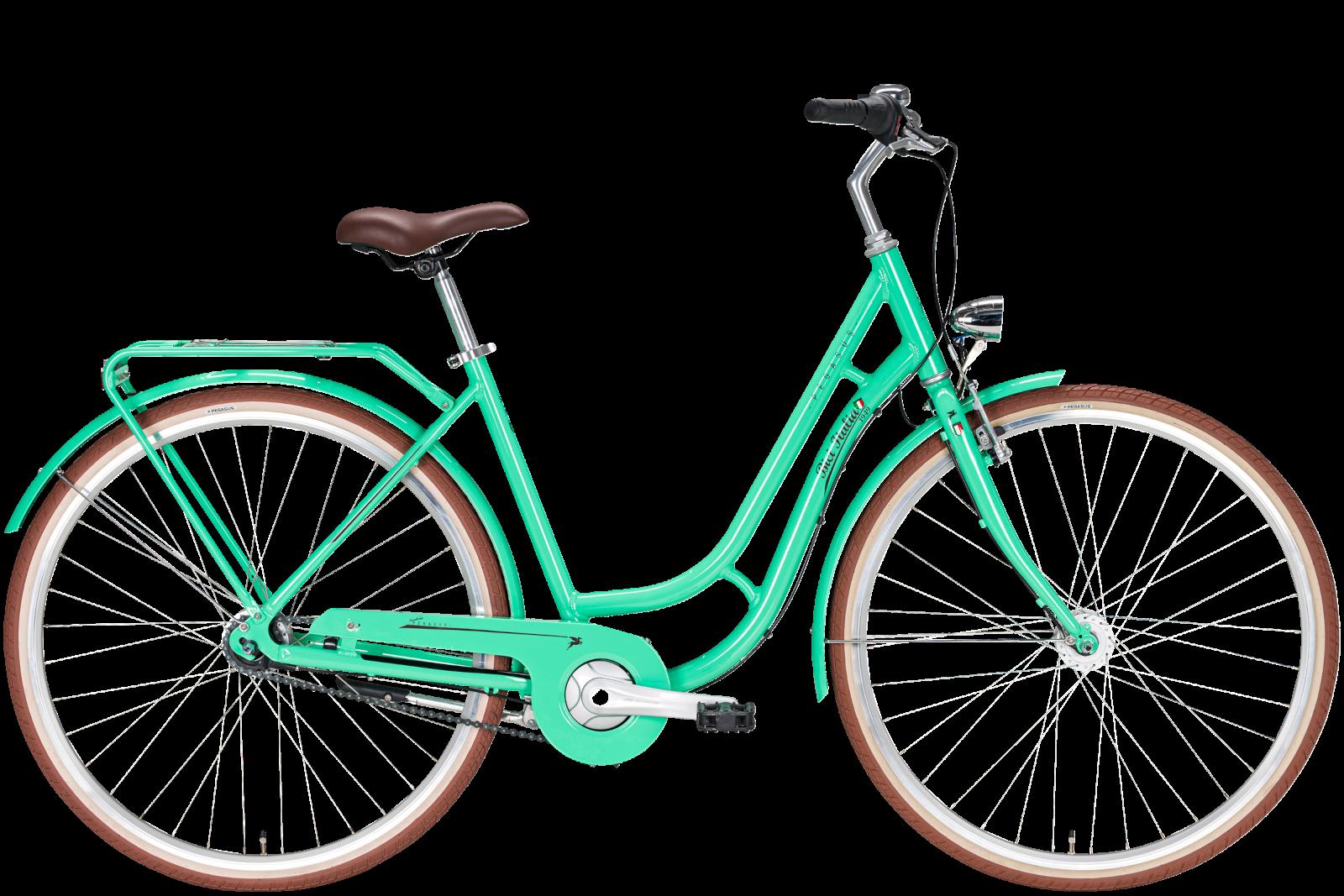 Pegasus Bici Italia 7-Gang bright mint